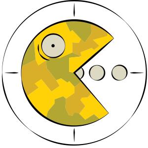 identité visuelle Logo geeksoft refonte complète par charlène verrier